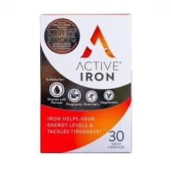 Active Iron Capsules