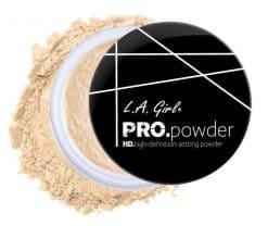 LA GIRL PRO Powder Banana