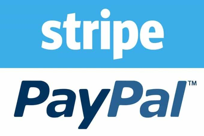 Shop Safe & Secure! PayPal or Stripe...