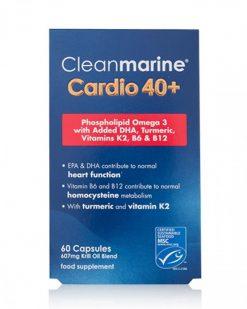 Cleanmarine cardio 40+