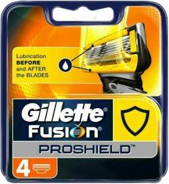 Gillette Fusion5 Proshield Razor Blades 4pk