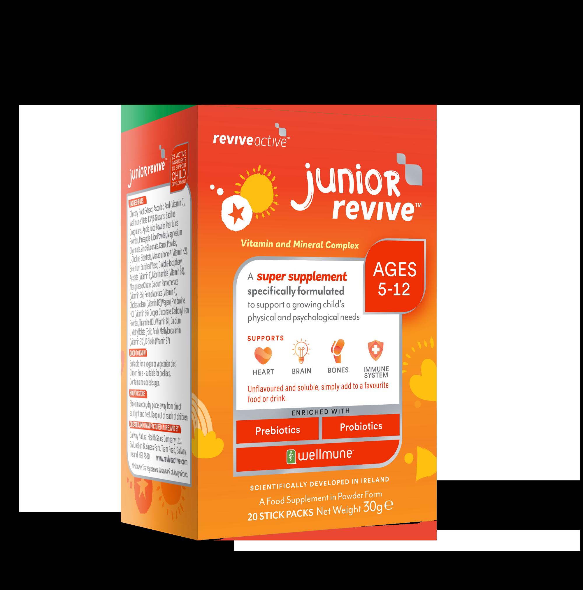 Junior Revive