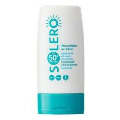 Solero Ultra Sensitive Sun Lotion Mini SPF 50