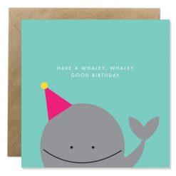 Whaley Good Birthday