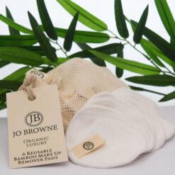 bamboo makeup pads