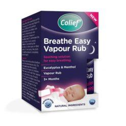 Colief Breathe Easy Rub