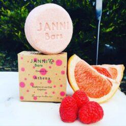 Janni Bars Athena Shampoo Bar