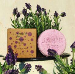 Janni Bars Freya Shampoo Bar 75g