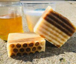 Janni Bars Milk & Honey Soap