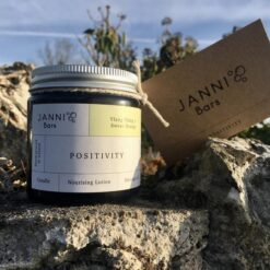 Janni Bars Mind & Body Positivity Candle