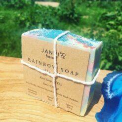 Janni Bars Rainbow Soap