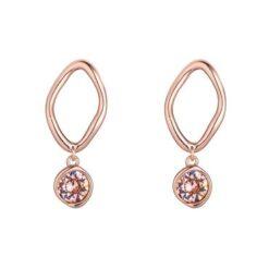 Sabina Vintage Rose Earrings
