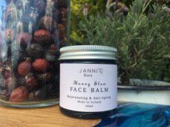 Janni Bars Honey Glow Face Balm