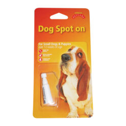 Gullivers Dog Spot On Small Dogs